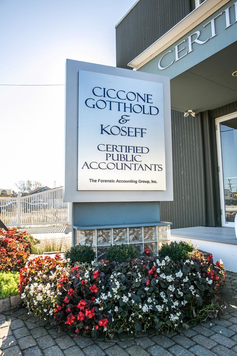 Ciccone, Gotthold & Koseff
