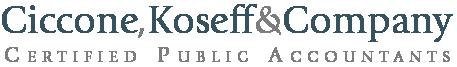 Ciccone, Koseff & Company Logo